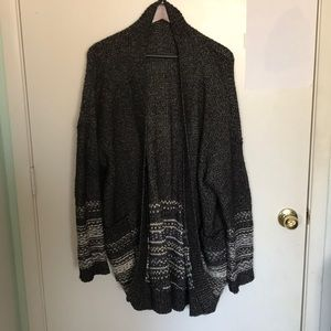 Victoria's Secret Open Sweater